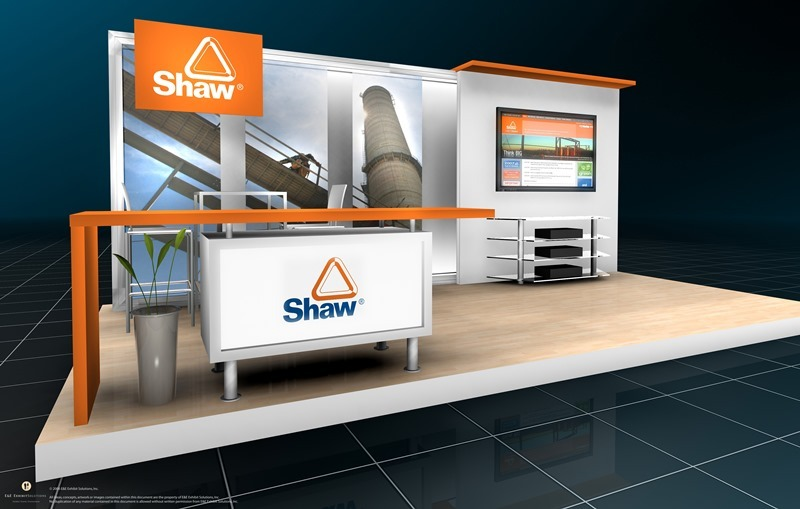 Tradeshow Display AL2123