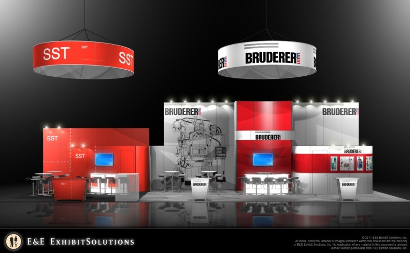 Tradeshow Display Is5