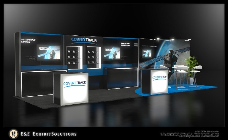 Tradeshow Display AL1038