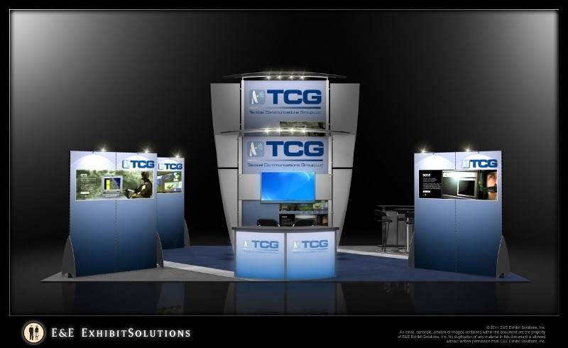 Tradeshow Display EX2032