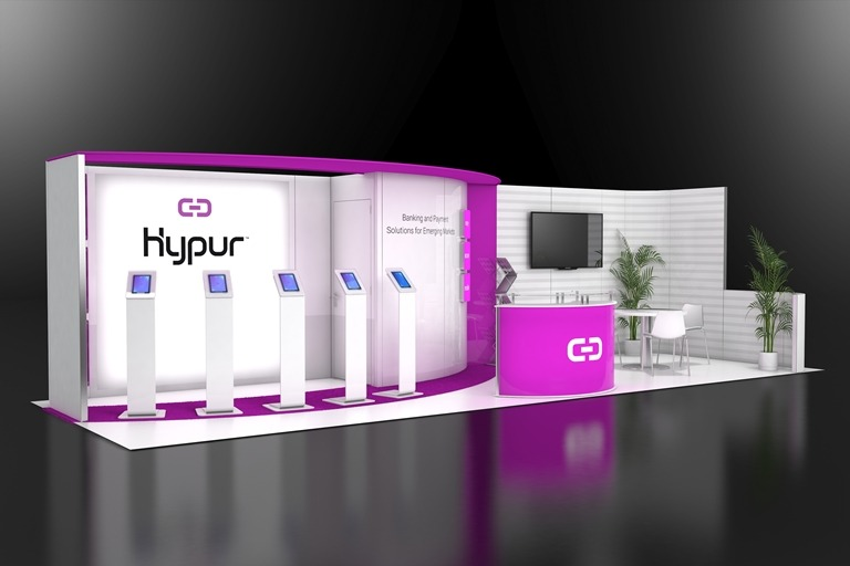 Tradeshow Display AL1036