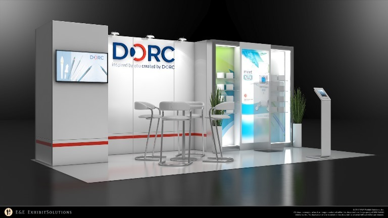Tradeshow Display AL126