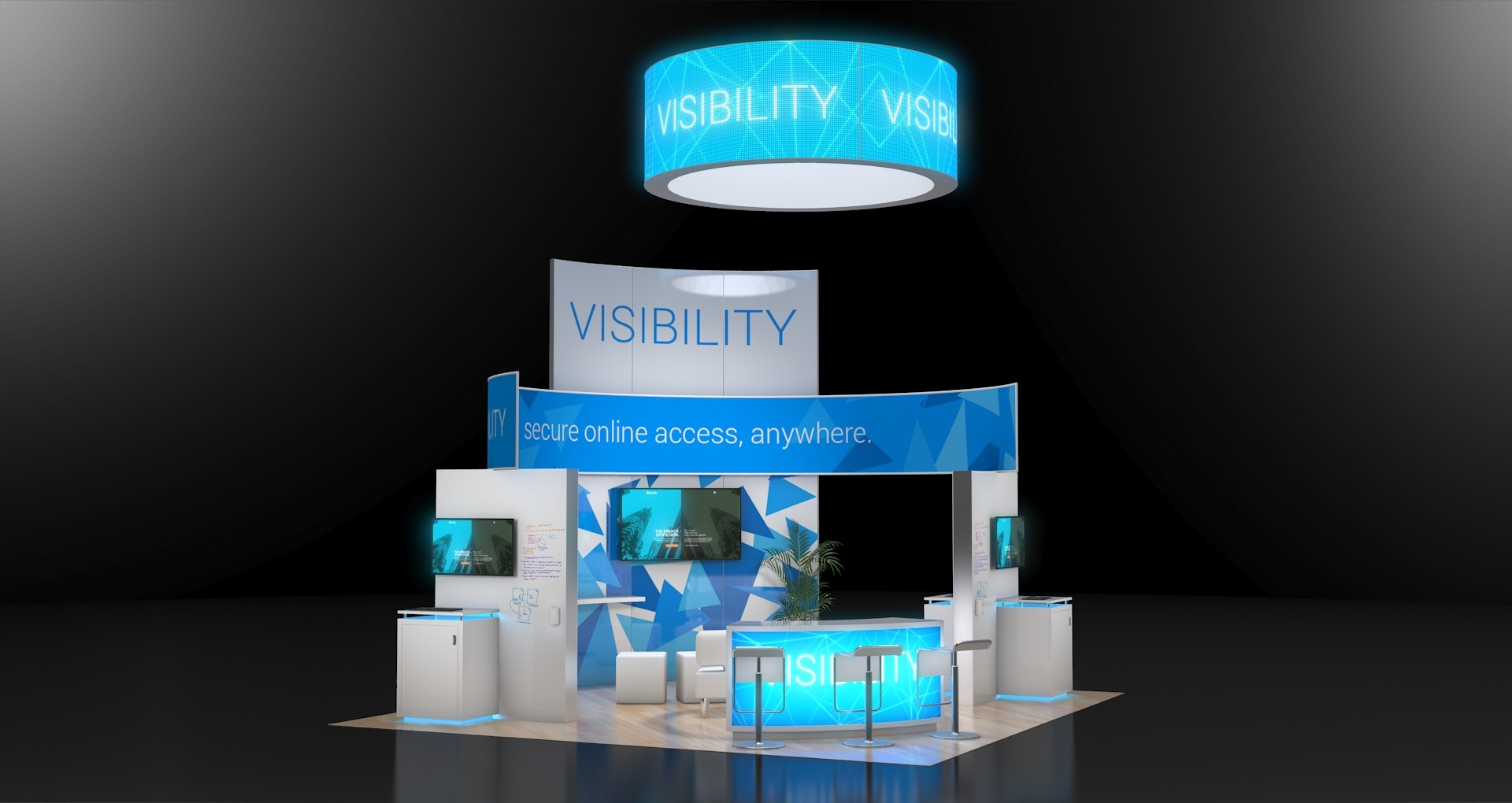 Tradeshow Display AL2229
