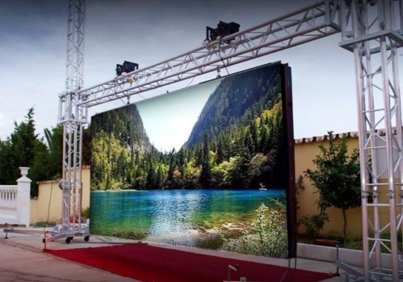 Rent LED Display Walls in Denver
